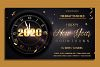 New Year Countdown Flyer Template example image 1