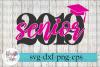 Class of 2019 Senior Graduation Cap SVG Cutting Files example image 1