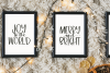 Countryside Farmhouse - A Font Duo with Doodles example image 11