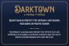 Darktown Vintage Font example image 3
