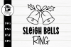 Sleigh Bells Ring 2 SVG   PNG   DXF   EPS example image 2