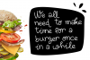Yummy Burger- A handmade delicious font example image 5