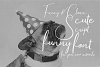 Bettina Script Font example image 8