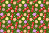 Candy theme seamless patterns. example image 4