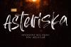 Asteriska-SVG Font example image 1
