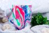 Textures liquid watercolor acrylic marble example image 9