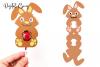 lollipop holder designs. Lamb, Rabbit, Duck and Penguin example image 2