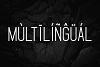 Standaris Font Family Sans Serif example image 12