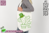Can't Pinch This Cactus - St Patrick's Day SVG File example image 3