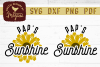 Sunflower SVG Bundle example image 15
