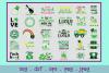 St Patrick's Day svg bundle, 30 Designs, SVG, DXF, EPS Files, Cricut Design Space, Vinyl Cut Files example image 1