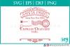 Santa, Christmas, SVG, Santa Sack, SVG EPS DXF PNG example image 2