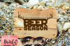 Beer Season SVG DXF EPS PNG example image 1