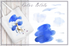 Winter tale. Watercolor cliparts example image 4