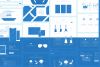 Protogonist 4 Wireframe Kit example image 6