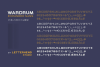 WARDRUM - Expanded Sans example image 10