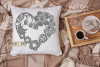 Love and Marriage paper cut Bundle. SVG / DXF / EPS / PNG example image 5