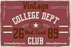 Vintage College Dept_Pack example image 11