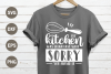My kitchen was clean last week SVG example image 1