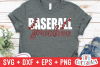 Baseball Bundle 3   SVG Cut File example image 15