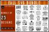 SVG Bundle | Mega SVG Bundle Vol.3 | SVG DXF EPS PNG example image 11