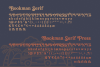 Bookman Font Collection example image 11