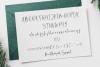Sundine - Handwritten Font example image 11