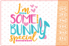 I'm SomeBunny Special SVG, Cutting File, Easter SVG Cut File example image 1