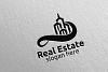 Real Estate Infinity Logo Design 39 example image 4