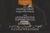 Old Brighton Typewriter - Font example image 2