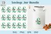 Saving Bank Design Bundle, Pound Sign Savings Series example image 1