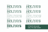 Holiday Present Fonts example image 8