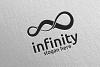 Infinity loop logo Design 34 example image 4