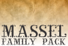 Massel Family PACK example image 1