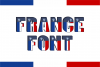 France Font example image 1