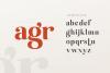 Emirates - Beautiful Curved Font example image 12