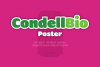 Condell Bio Poster example image 1