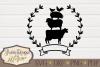 Farmhouse SVG bundle - farmhouse cut files example image 6