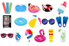 Pool Party Clipart example image 2