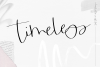 Mini Handwritten Script Font Bundle - 10 Fonts example image 4