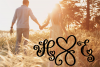 Love Monogram example image 2