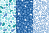 12 Terrazzo Seamless Patterns example image 6