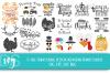 Fall, Pumpkin, Halloween, SVG, PNG, Thanksgiving Bundle, example image 2