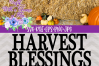 Harvest Blessings SVG | Pumpkin Truck SVG | Farm Truck SVG example image 4