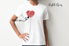 Heart, Valentines / love design example image 5