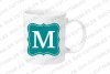 Monogram Frames set of 14 example image 2