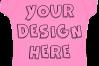 Toddler Gilrs Flat Jersey T Shirt Mockups - 17 example image 14