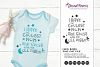 I Have the Coolest Mom | New Born SVG Cut Files example image 1