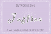 Justina example image 1