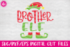 Elf Family Bundle - SVG, DXF, EPS Cut Files example image 2